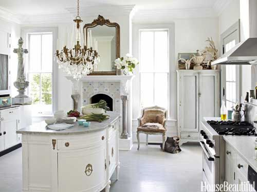 eye for design: french kitchens. keep them authenic