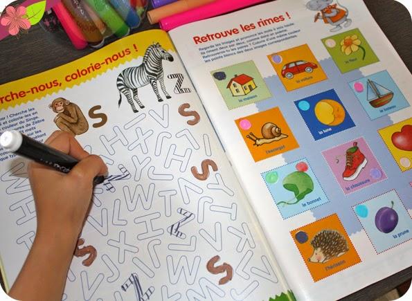 Alex la souris, Le magazine pour les enfants de 4 à 7 ans