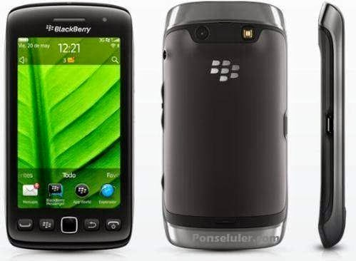 Harga BlackBerry Torch 9860 Monza Terbaru - Update April 2014