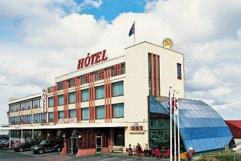 Hôtels proches de l'aéroport international de Keflavík