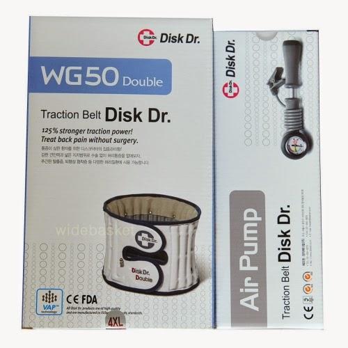 Korset Disk Dr WG50 Double