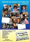 EQUIPE  DA RADIO CULTURA FM DE CAJAZEIRAS PB