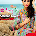 Rang Ja Stitched Lawn Collection 2015 | Printed Lawn Kurti with Jeans