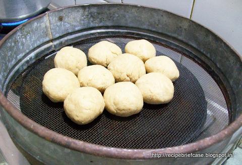 how to cook dal bati