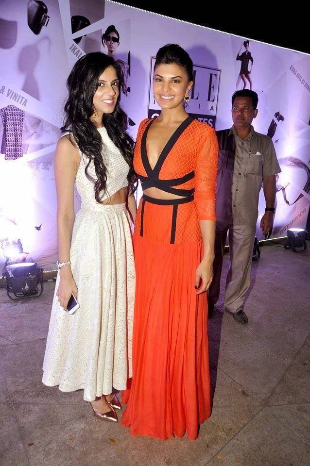 Jacqueline, Tarun Tahiliani & Gaurav Gupta judge 'Elle India Graduates 2014' fashion show