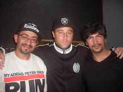 Fish (geração Rap)Dj Pantera e irmão do Fish  Mistério