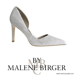 Crown Princess Victoria Style  BY MALENE BİRGER Pumps
