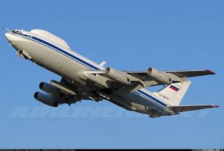 Ο Πούτιν διέταξε το ειδικό ομοσπονδιακό αεροσκάφος IΙ-80 να είναι σε πλήρη και άμεση ετοιμότητα