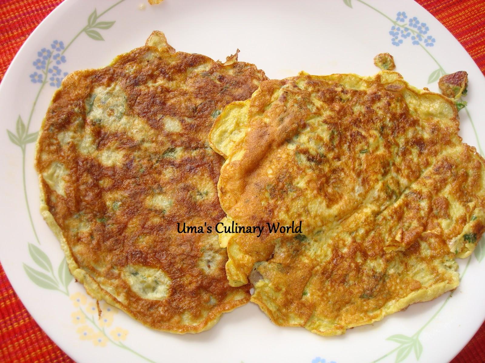 egg omelette - photo #31