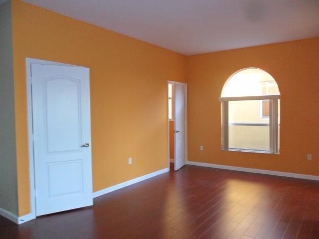 Construcci n total pintura de obra interior exterior for Casas pintadas interior colores