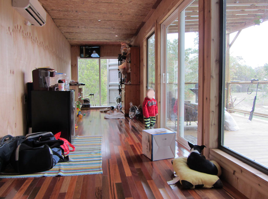 Shipping Container Homes April 2013