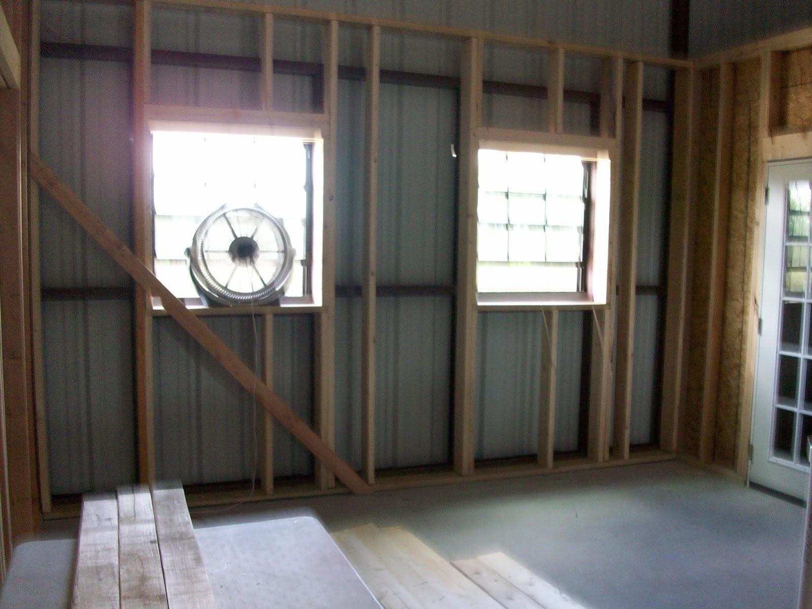 Barndominium More Framing