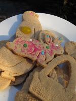 Dairyfree Sugar Cookies Easter Cookies