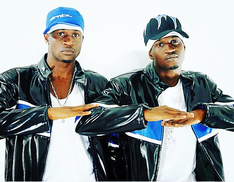 Remember When Psquared Used To Dress Like This? (Photo)
