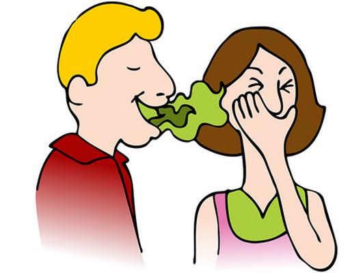 मुंह की बदबू का देसी उपचार