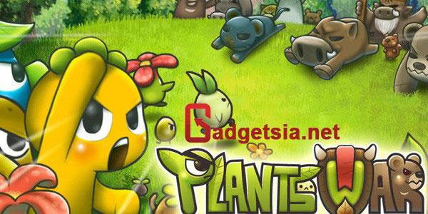 Game Mirip Dota Di Android - Plants War