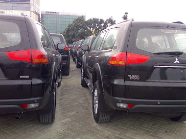 STOCK PAJERO SRIKANDI MAMPANG