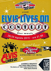 ELVIS LIVES ON CONTEST 2015