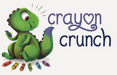 Crayon Crunch - A Personalized Adventure Book for Every Child