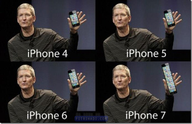 gambar parody iphone 5
