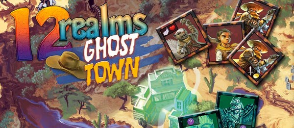 12 Realms is coming like a Ghost Town