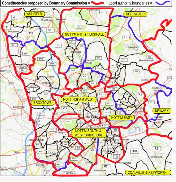BeestonWeek Broxtowe boundaries buses and Beeston
