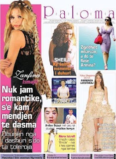 Revista PALOMA - 29 Qershor 2013