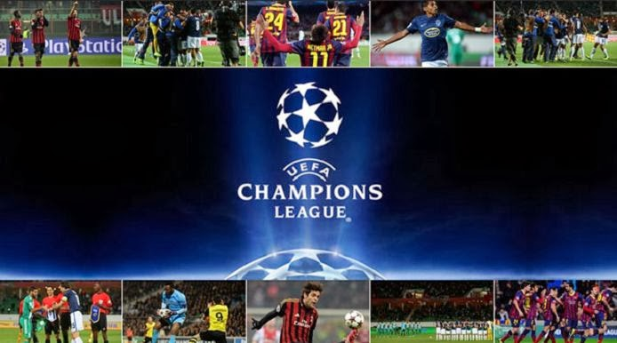 Big Match in the Champions League Round of 16