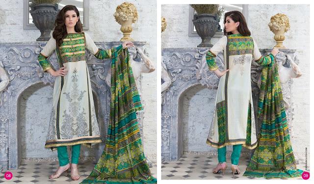 Firdous Fashion 14th August Dresses