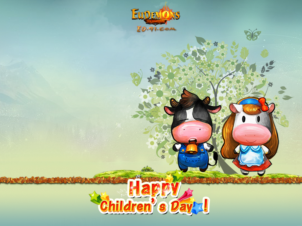 Picturespool children 39 s day wallpapers children 39 s day for Childrens wallpaper