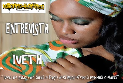 """Entrevista com a rapper Moçambicana """"Iveth"""""""
