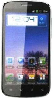 ZTE Flash Mobile Android Smartphone