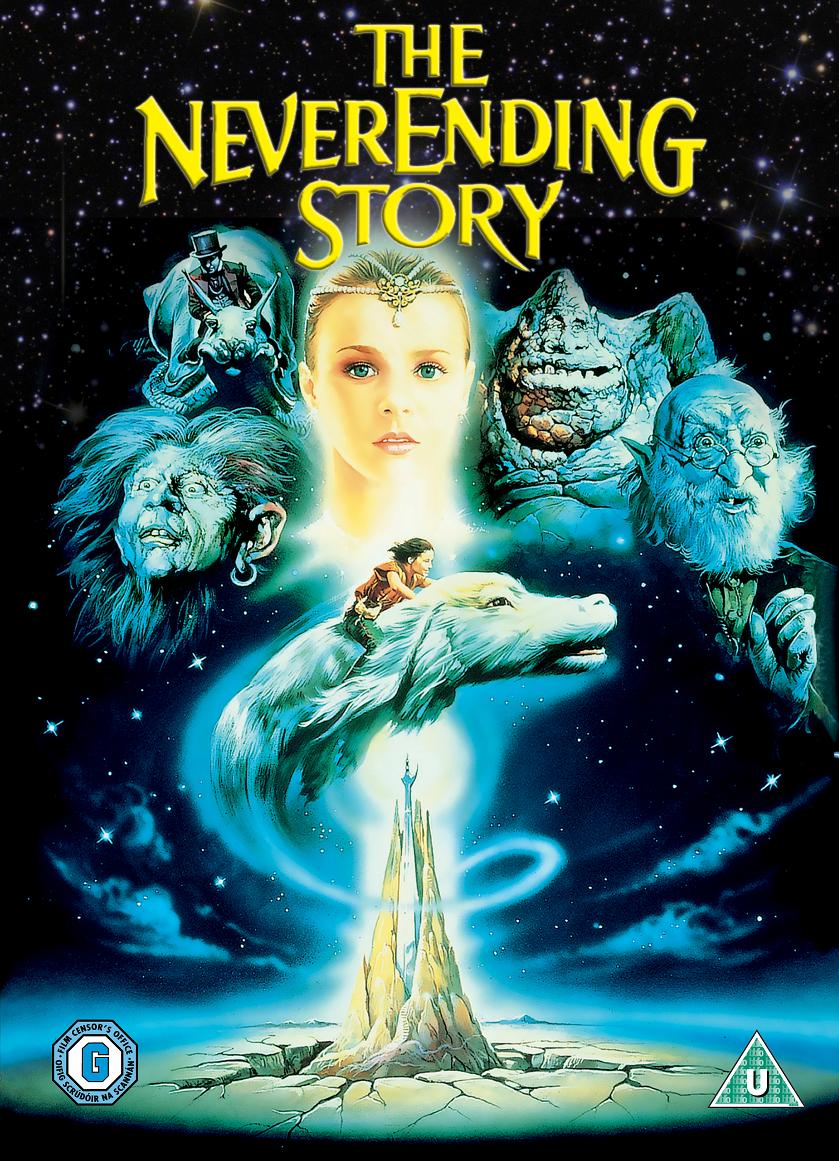 Monday Night Magical Movie: The Neverending Story