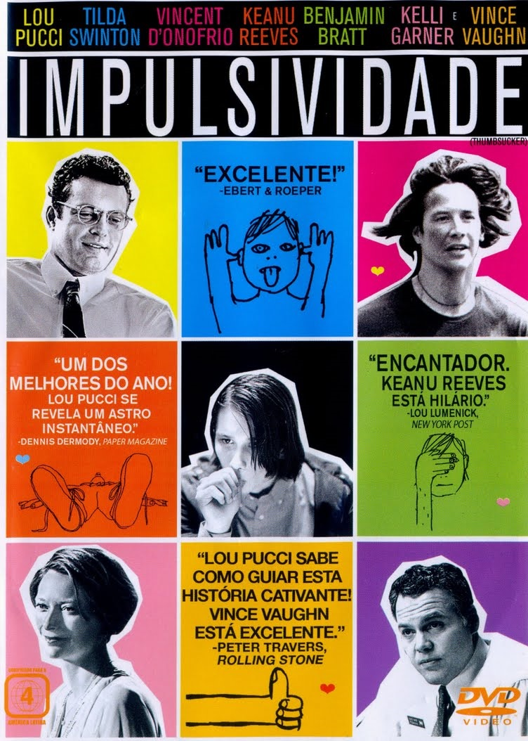 Impulsividade – Dublado (2005)