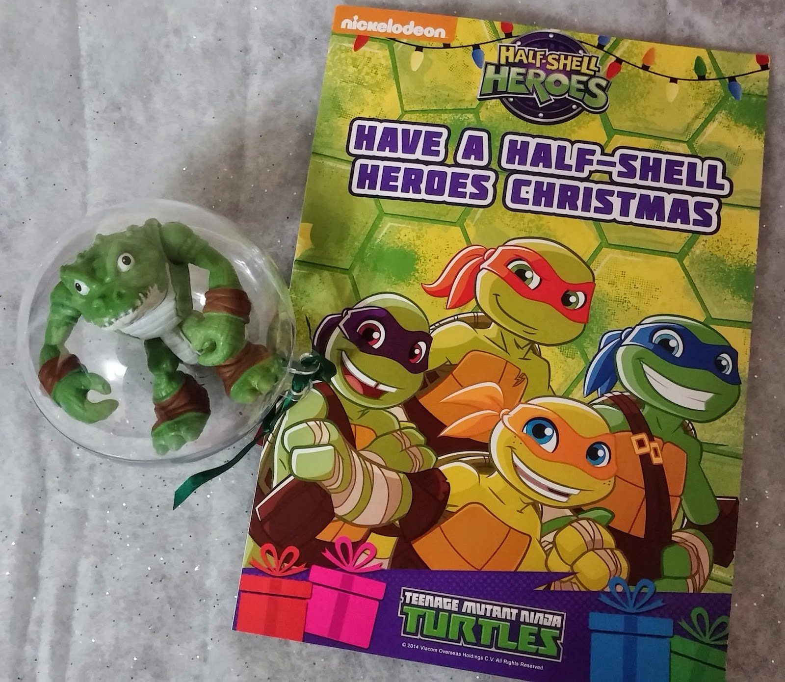 Where Roots And Wings Entwine: Happy Christmas from the TMNT Half ...