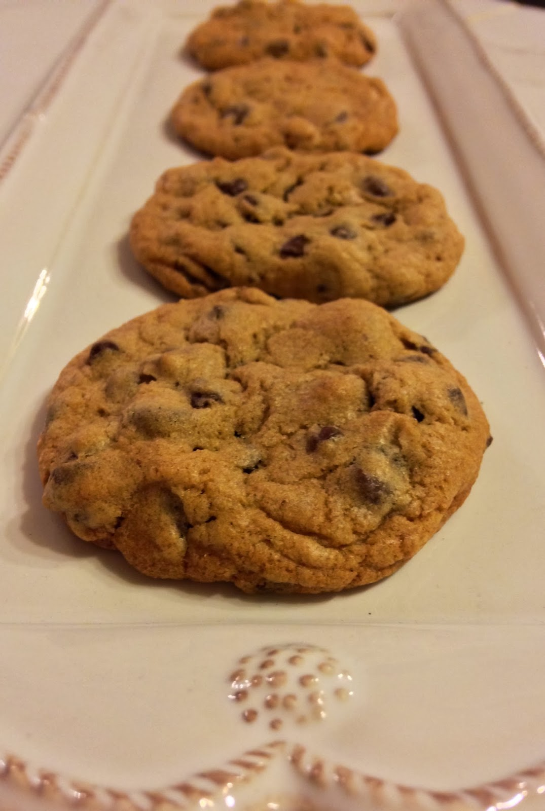 Our Favorite Chocolate Chip Cookie Recipe | The Sparkle Kitchen