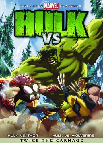 Filme Hulk Vs. Wolverine e Thor 2009 Torrent