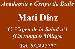 Academia baile Mati Díaz