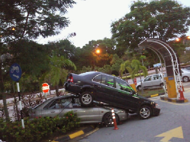 The Negeri Sembilan shopping malls of Seremban & Port Dickson