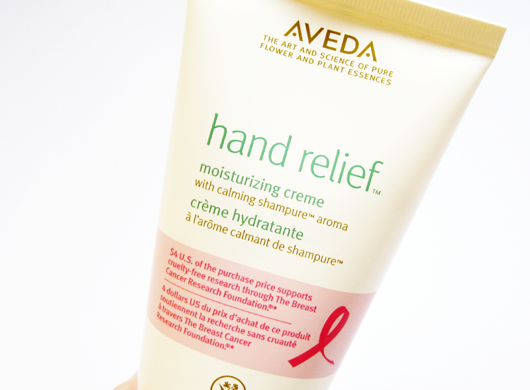 Aveda Limited Edition BCA Hand Relief Moisturising Cream