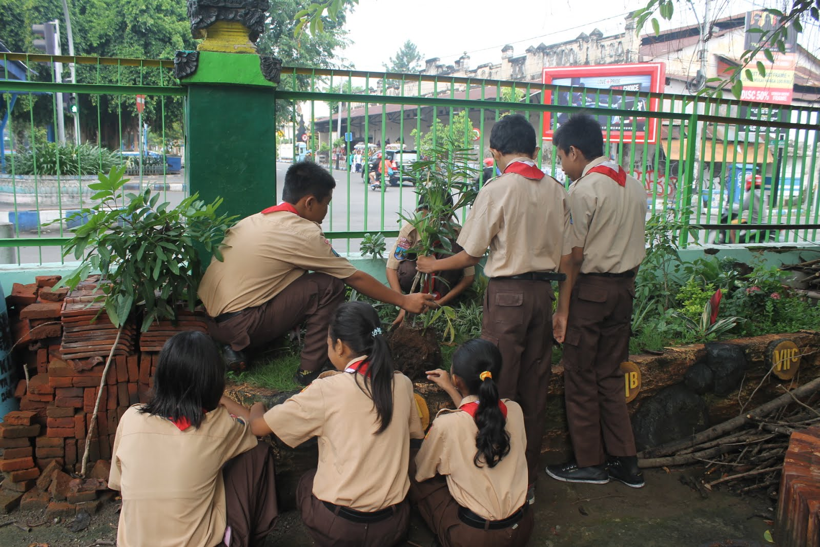 Taman Kelas