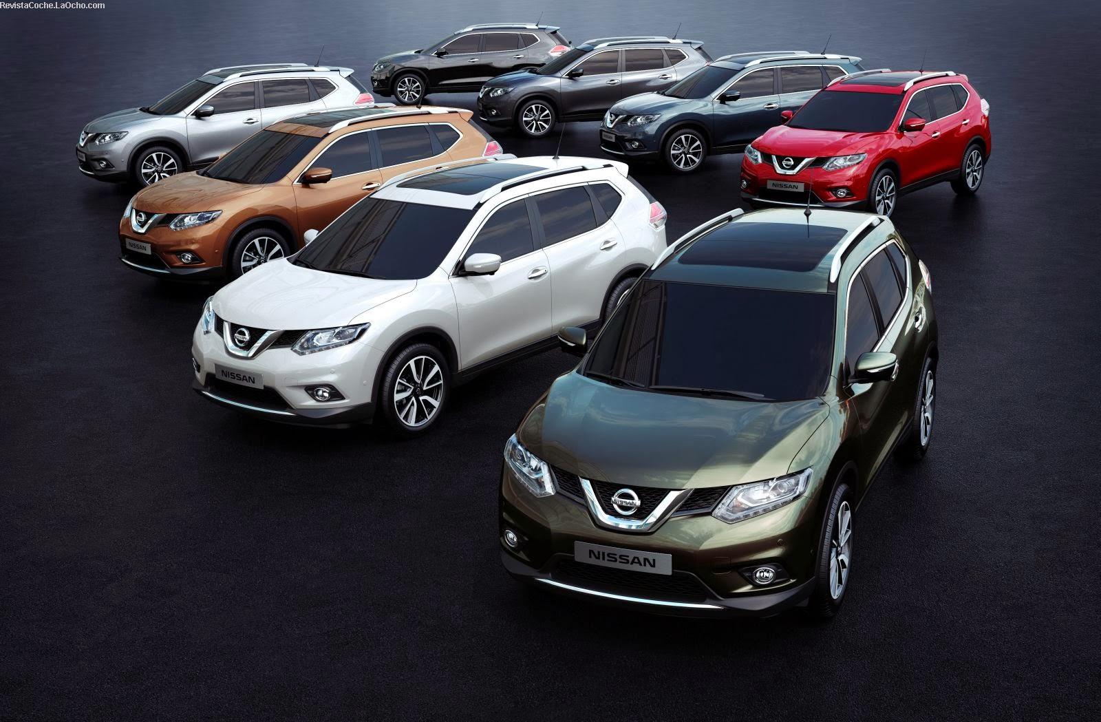 1600 x 1049 jpeg 275kB, Revista Coche: Nuevo Nissan X-Trail 2015