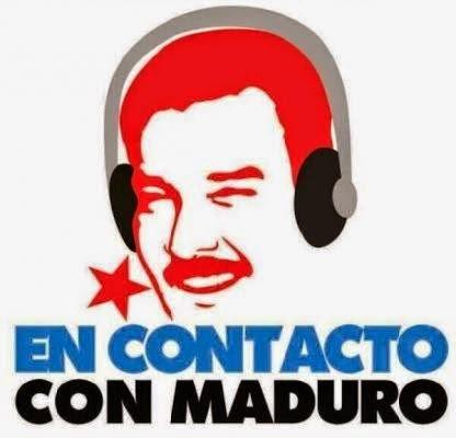 EN CONTACTO CON MADURO