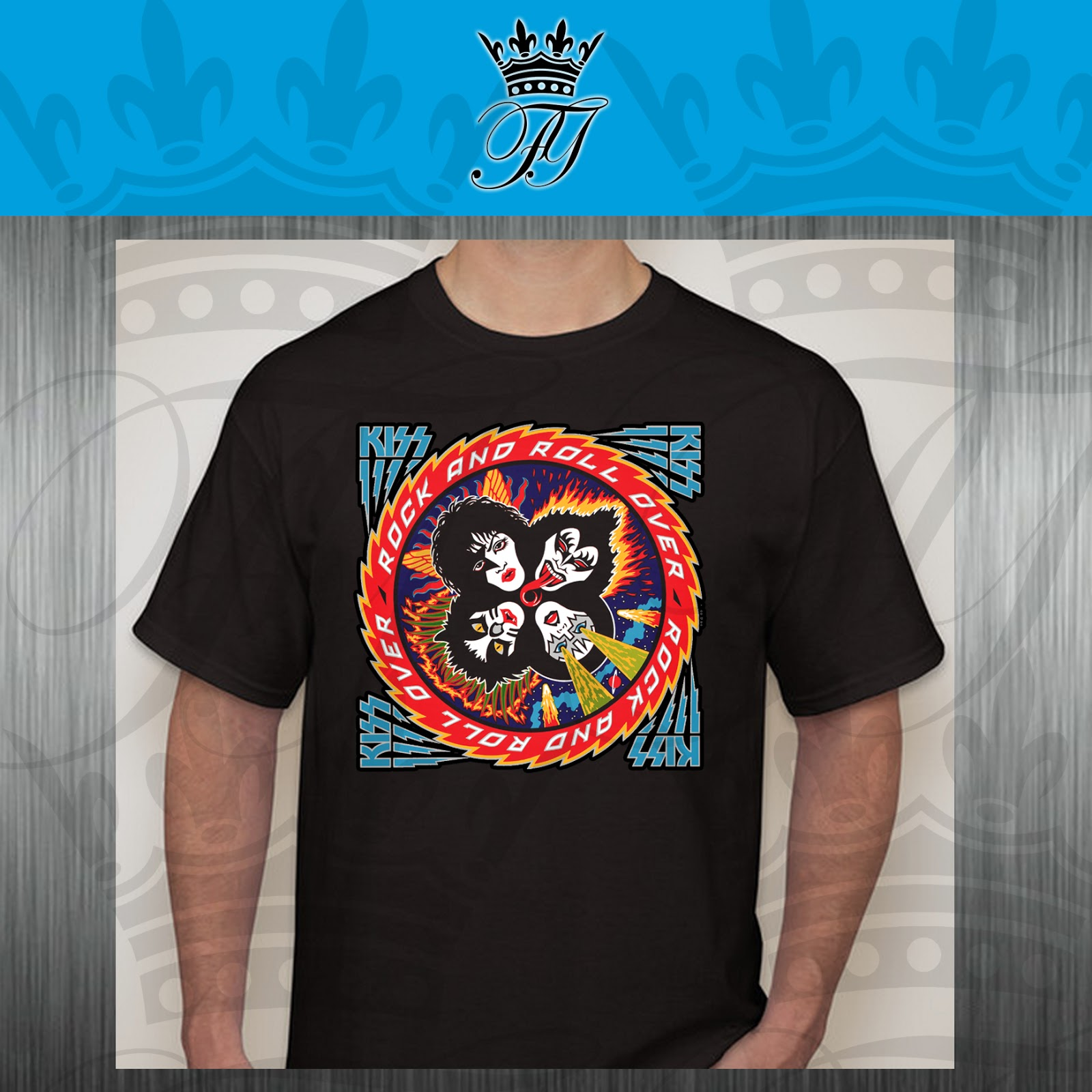 Tee Shirt Shop Kiss Tshirt