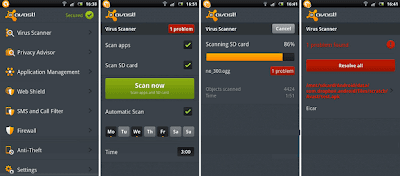 Free AVAST ANTIVIRUS For Android