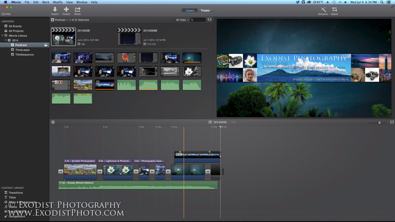 Learn How To Use Apple iMovie