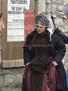 Jenna Louise Coleman's period costume was beautiful! (butetown )