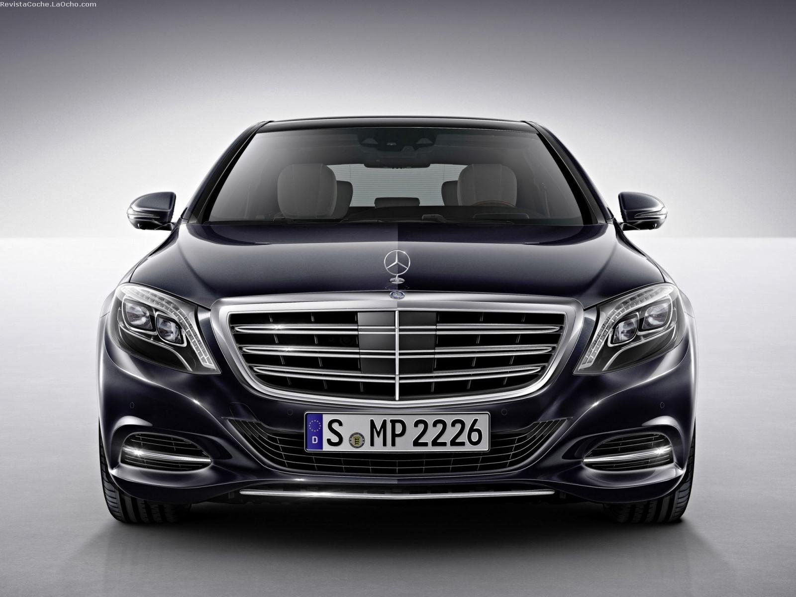 revista coche nuevo mercedes benz s 600 2015