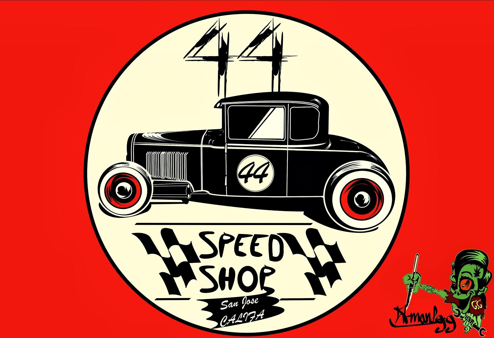 Vintage Speed Shop Logos Vintage Speed Shop Logos