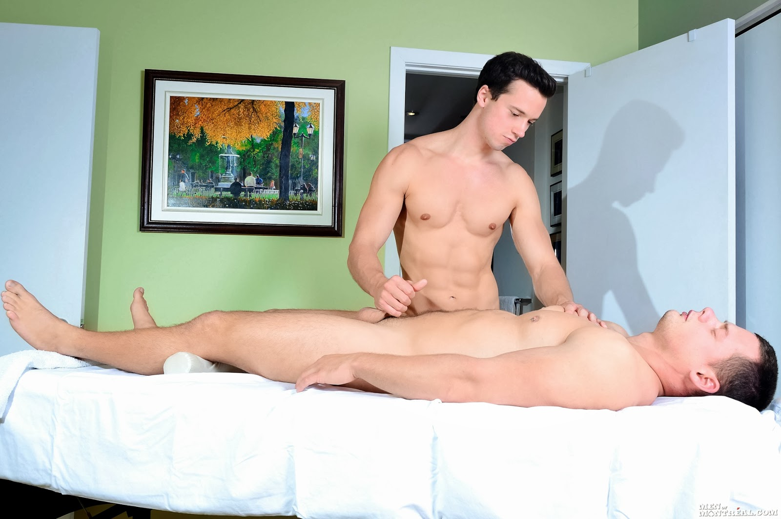 Massage gay montreal